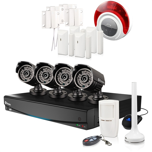Swann Video Surveillance System SWVAK-834254D-US