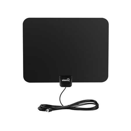 Walkera 50MANT 50 Mile Ultra-thin Flat Digital Indoor Amplified Hdtv Antenna