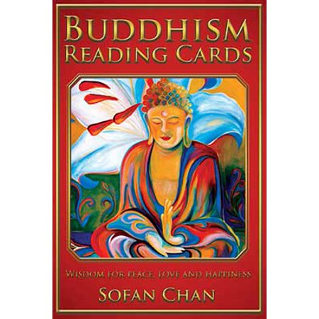 Tarot Cards Buddhism Deck Reading Cards Wisdom For Peace Love and Happiness  Fortune Telling Tool by Sofan Chan
