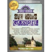 Country's Family Reunion: Old Time Gospel Volumes 1-2 (Music DVD) by