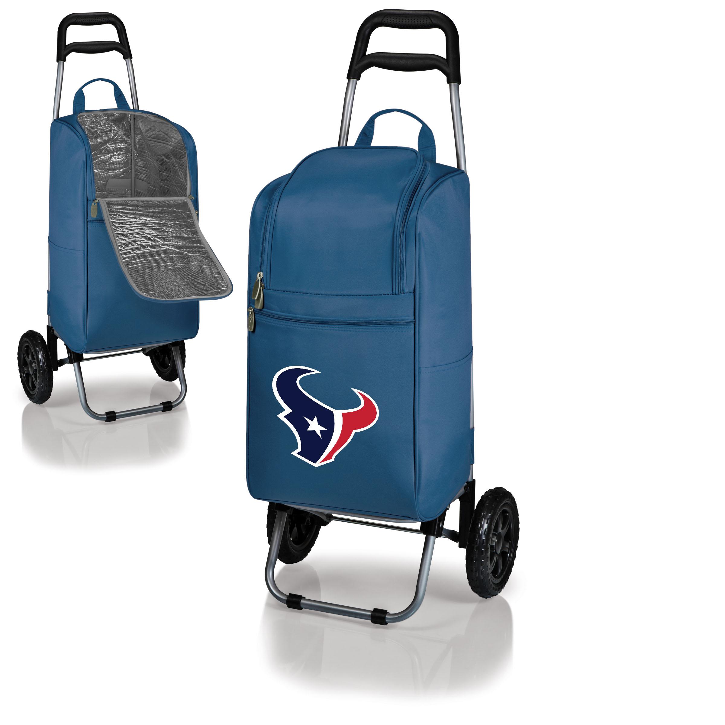 Houston Texans Cart Cooler - Navy - No Size