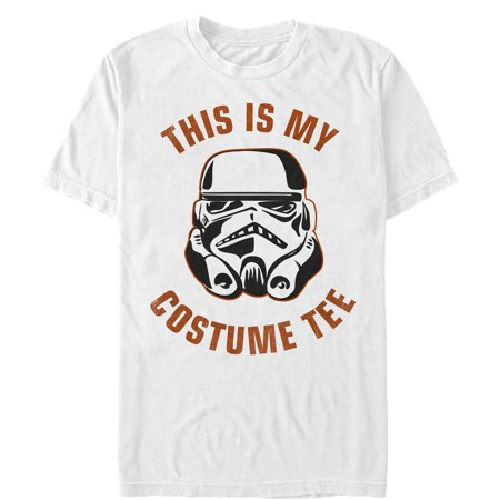 Stormtrooper Costume Sale (Star Wars Men's Halloween This is My Stormtrooper Costume)