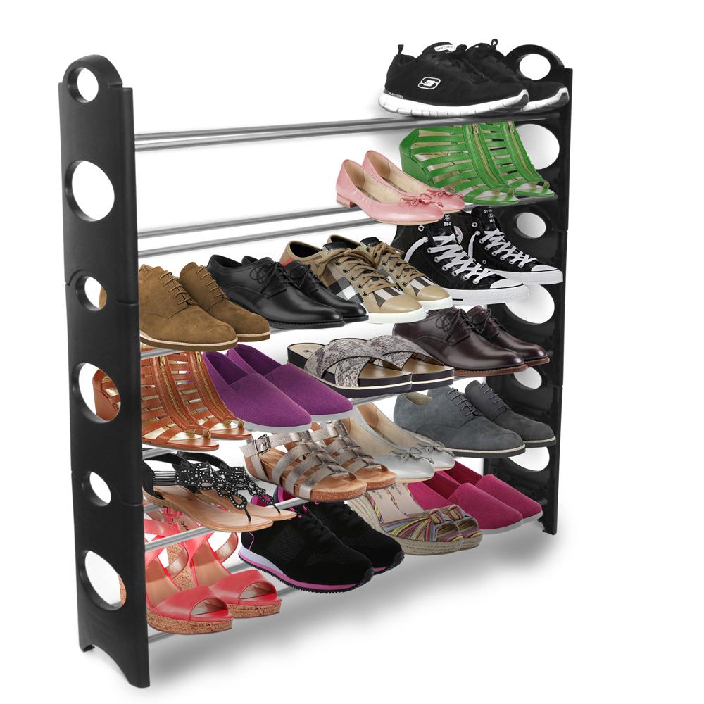 OxGord 10 Tier Shoe Rack   Walmart.com Part 75
