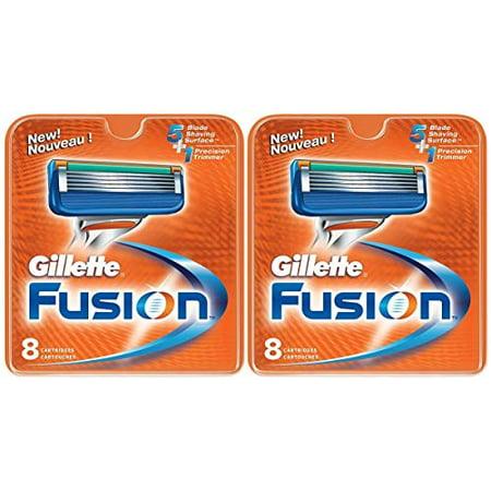 Gillette Fusion Razor 8 Refill Cartridges - image 1 of 1
