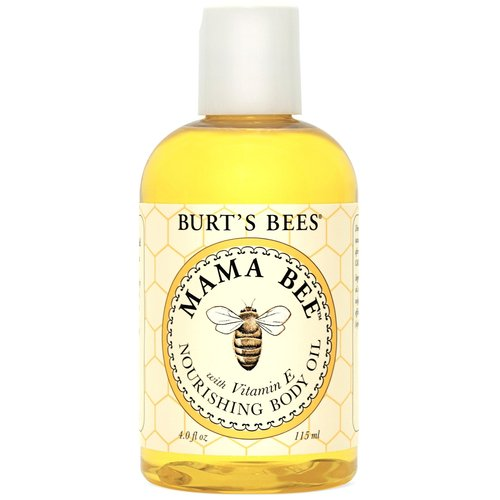 Burt's Bees Mama Bee Nourishing Body Oil, 4 fl oz