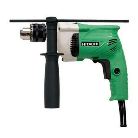Factory-Reconditioned Hitachi DV16VSS 5.4 Amp VSR 2-Mode 5/8 in. Hammer Drill - 0.375 Vsr Drill