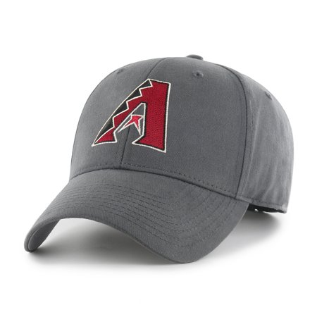 Fan Favorite MLB Basic Adjustable Hat, Arizona Diamondbacks Arizona State Baseball Hat