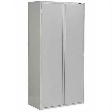 Global Office 9300 Series 2 Door Metal Storage Cabinet Black