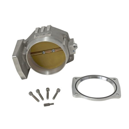 BBK 10-15 Camaro LS3 L99 09-13 Corvette 102mm Throttle Body BBK Power Plus