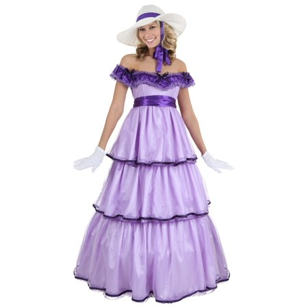Plus Size Deluxe Southern Belle - Plus Size Southern Belle Costume