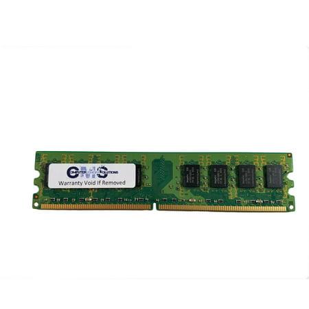 2Gb 1X2Gb Memory Ram Compatible Emachines Et1331-40E, Et1331-45, Et1331G-03W Et1331G-05W By CMS (A91)