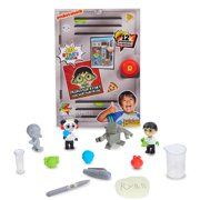RYAN'S WORLD Professor Ryan's Locker Surprise, 12 Surprises Inside Includes Toy Figures and Slime, Styles May Vary