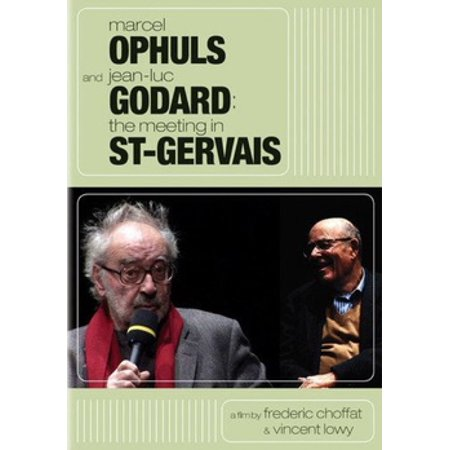 Jean Marcel Limited Edition - Marcel Ophuls & Jean Godard: Meeting in St. Gervais (DVD)
