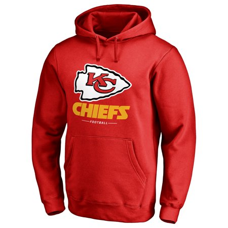 Reebok Nfl Hoodie - Kansas City Chiefs NFL Pro Line by Fanatics Branded Team Lockup Pullover Hoodie - Red