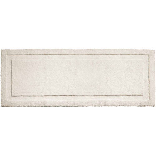"InterDesign Microfiber Spa Non-Slip Long Bathroom Rug, 60"" x 21"" by INTERDESIGN"