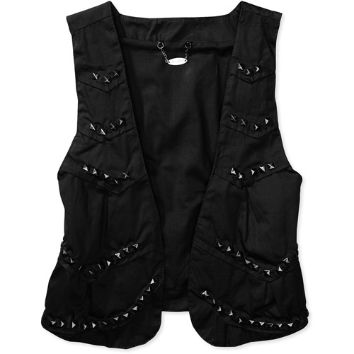 Ali & Kris Juniors Studded Military Vest