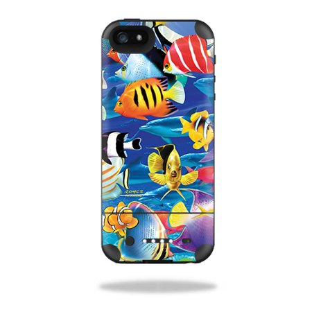 Skin For Mophie Juice Pack Air iPhone 5 Battery Case – Tropical Fish | MightySkins Protective, Durable, and Unique Vinyl Decal wrap cover | Easy To Apply, Remove, and Change Styles | Made in the