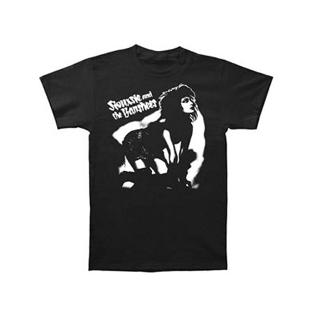Siouxsie And The Banshees Men's  Hands & Knees Slim Fit T-shirt
