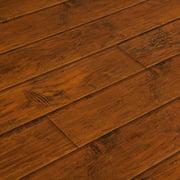 "BuildDirect Hickory Antique 12mm 48.5"" X 6.37"" Laminate Flooring (21.32sq. ft. per box)"