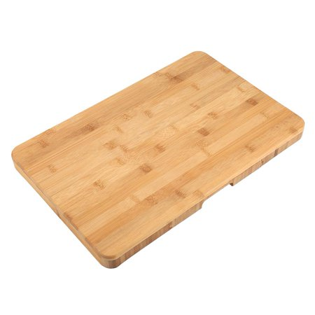Sonew Cheese Board, Bamboo Cheese Board,Bamboo Cheese Board with Integrated Special Cutlery Cutting Tool Compartment - image 10 of 12
