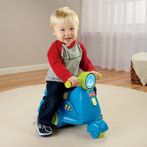 Fisher-Price EZ Turn Scooter