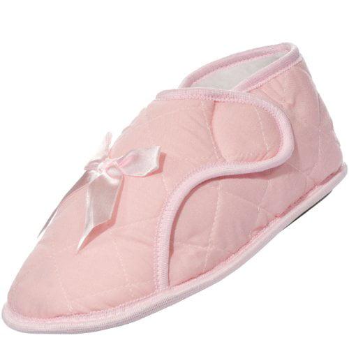 Womens Edema Slipper for Swollen Feet