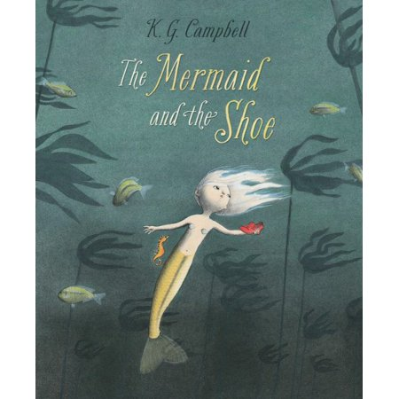The Mermaid and the Shoe - Mermaid Shoes