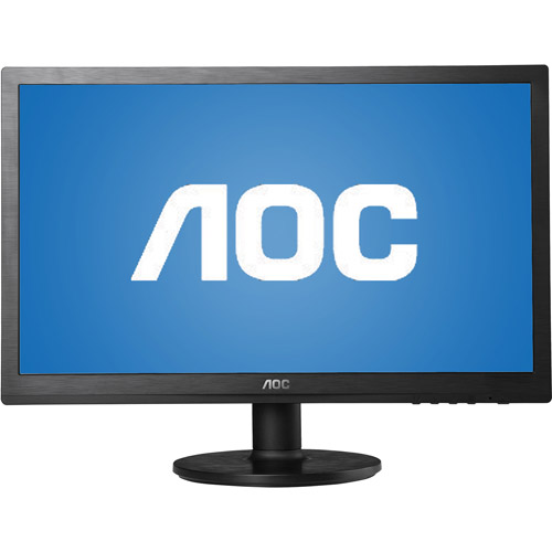 "AOC Monitor 22"" Class Full HD 1920x1080 VGA DVI-D E2260SWDN"