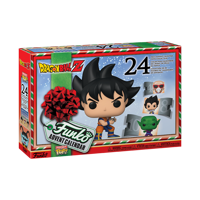 Funko Advent Calendar: Dragon Ball Z
