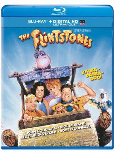 The Flintstones (Blu-ray + Digital Copy) by