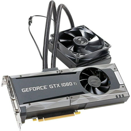 EVGA GeForce GTX 1080 Ti SC2 HYBRID GAMING 11GB GDDR5X Graphics