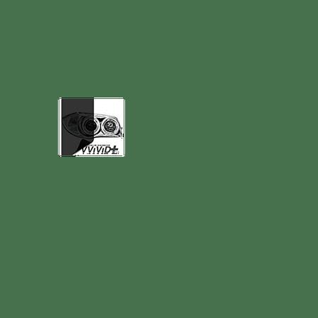 VViViD Dark Black Headlight Taillight Tint Air-Release Vinyl Wrap Film Roll  (1 49ft x 60