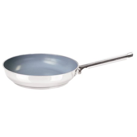 Strauss Green Cuisine 8 Inch Stainless Steel Skillet With