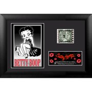 Trend Setters Betty Boop Mini FilmCell Presentation Framed Graphic Art