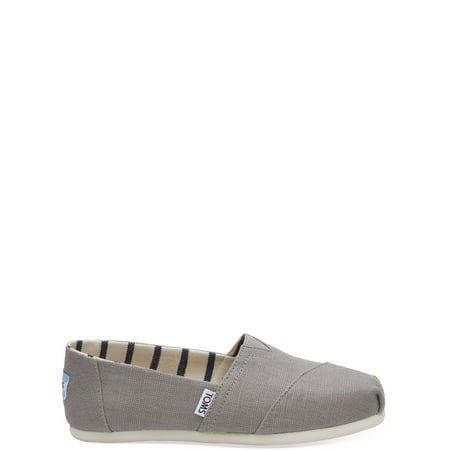 TOMS Women's Heritage Canvas Classic Slip-On Shoes (Tom Toms Shoes Womens)