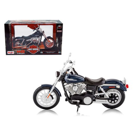 2006 Harley Davidson FXDBI Dyna Street Bob Bike Motorcycle Model 1/12 by