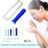 Contact Lens Forceps Suction Tool Remover Inserter Applicator Stick Plunger