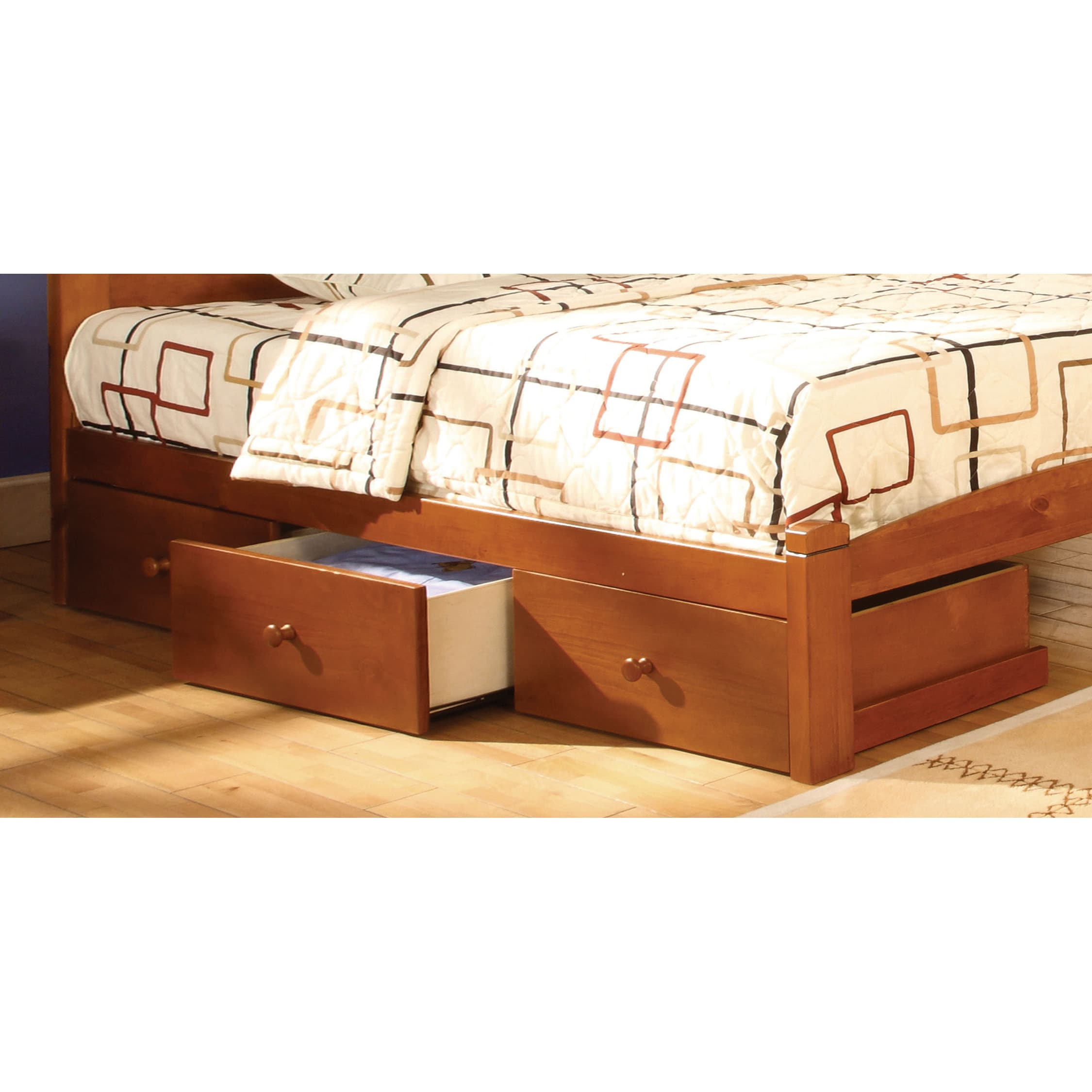 Furniture of America  Ava Underbed Storage Drawers (Set of 3)