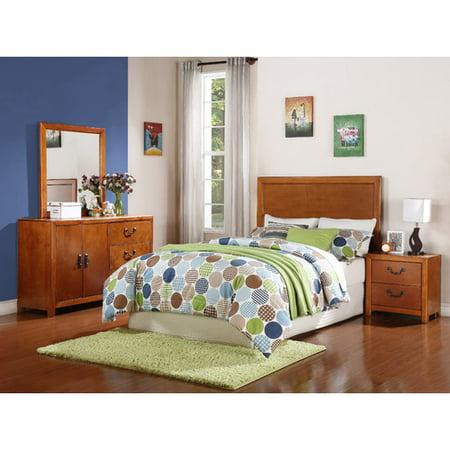 Powell Finley Panel Bedroom Set