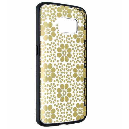 promo code 4547b 95e59 Sonix Clear Coat Case for Samsung Galaxy S6 Edge Crochet Floral