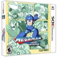 Mega Man Legacy Collection, Nintendo, Nintendo 3DS, [Digital Download], 0004549668154
