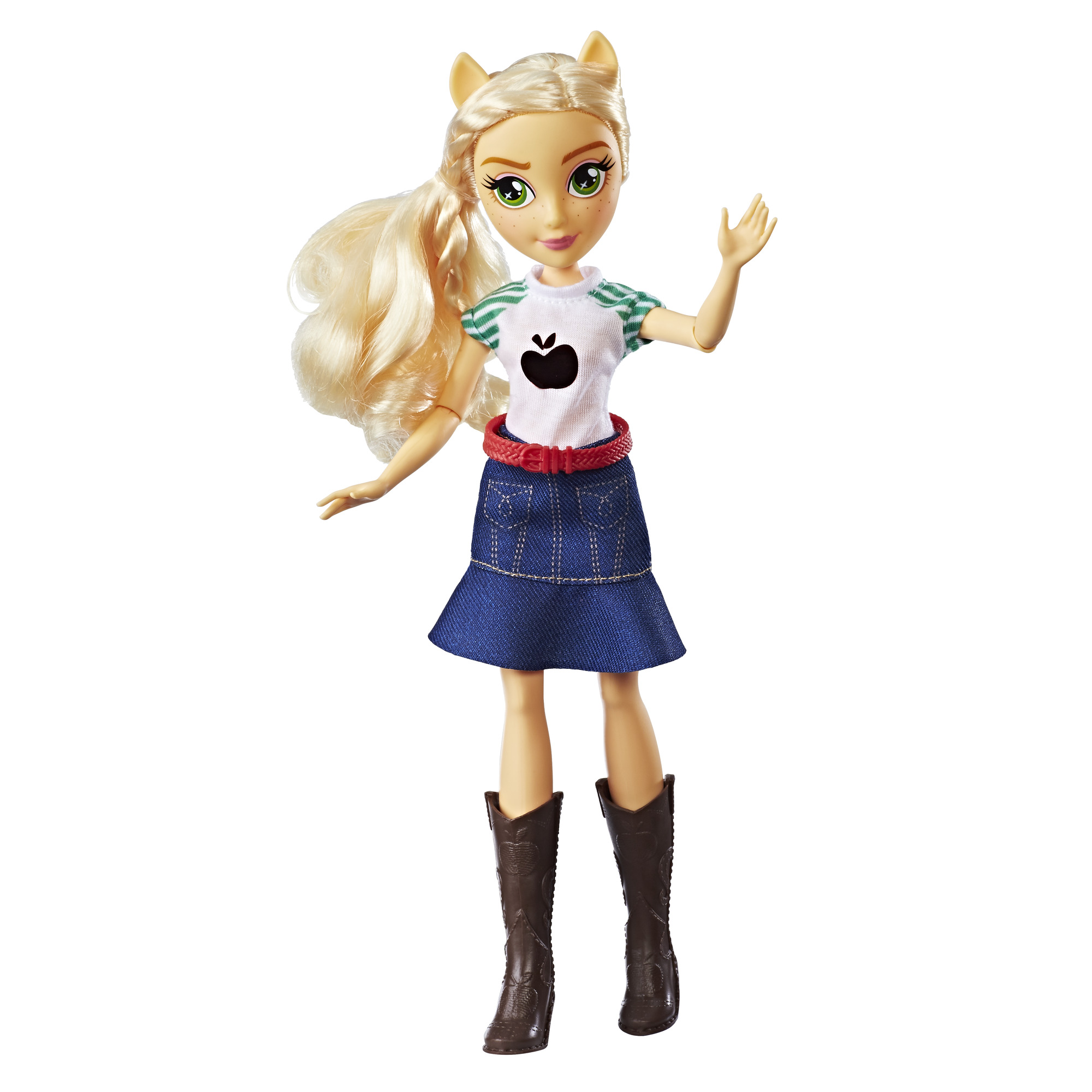 My Little Pony Equestria Girls Applejack Classic Style Doll by Hasbro Inc.