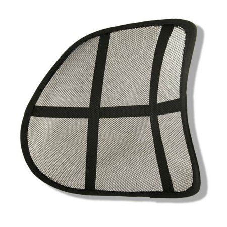 Mesh Back Support (Relief for Your Back! Mesh Back Support Cushion Office Home)