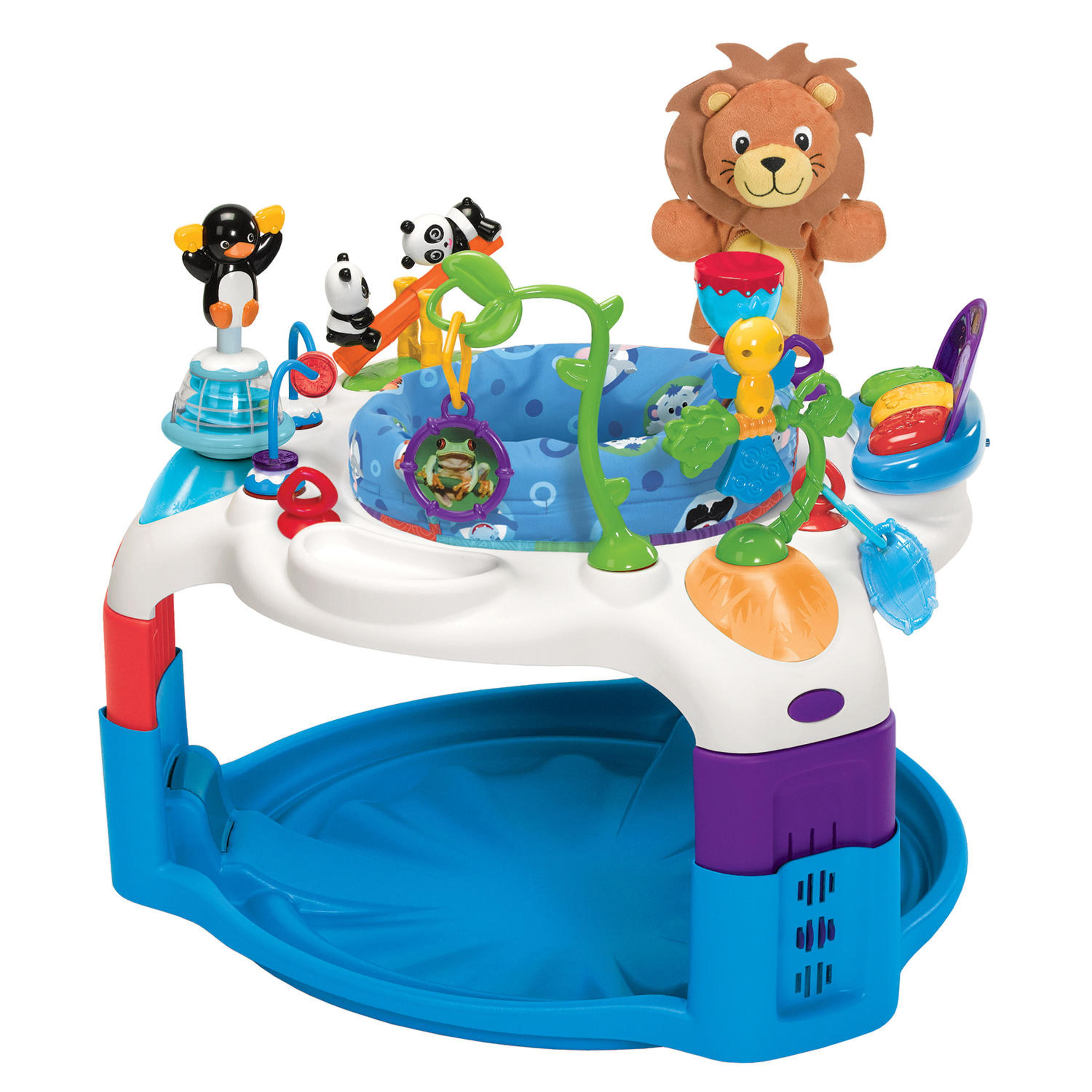 Picture of: Baby Einstein Around The World Discovery Center Activity Saucer Ages 6 Months Walmart Com Walmart Com
