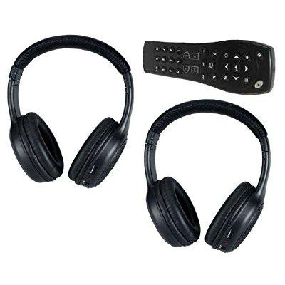chevy avalanche headphones and dvd remote 2007 2008 2009 2010 2011 2012 2013 2014 ()