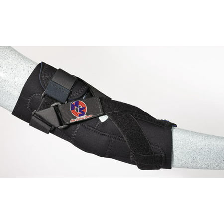 Hyperextension Elbow (New Options Sports Hyperextension Hinged Elbow Brace EZE Bicep Closure | Made in USA )