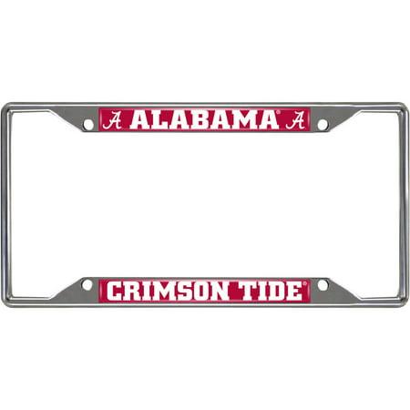 University of Alabama License Plate Frame