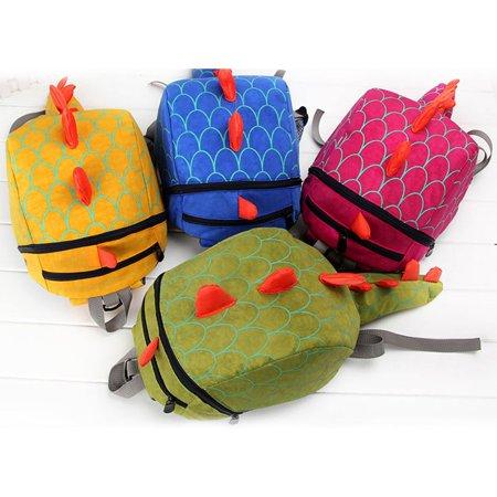 8304d43ab150 Dinosaur Backpack Dragon Waterproof School Bag Boy Girl Cartoon  Kindergarten Worldwide sale - Walmart.com