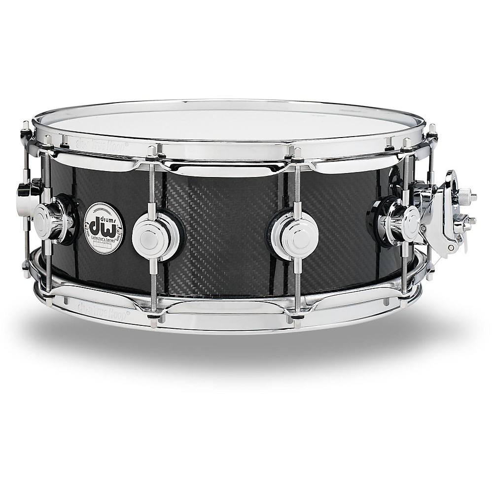DW Carbon Fiber Snare 14 x 6.5 in. by DW
