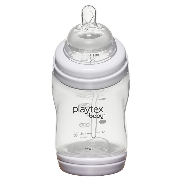 Playtex Baby VentAire Anti-Colic 6oz 1-Pack Baby Bottle